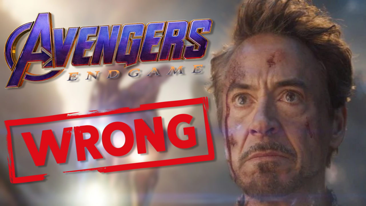 Endgame: Not The Best Ending by McKinley Barber